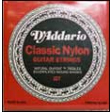 DADDARIO Classic Nylon guitar string set - A40