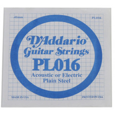 DADDARIO accoustic 2nd string B - A52