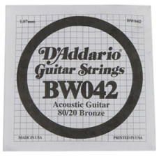 DADDARIO accoustic 5th string A - A55