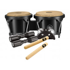 MEINL BPP-1 Bongo and Percussion Pack - BTSC-1