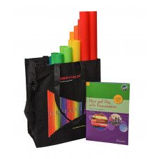BOOMWHACKER move and play set - BWMP