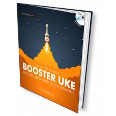 Booster Uke by James Hill - JHBUKE-C