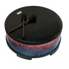 "REMO Rainbow gathering drum, 8""(20cm) x 18""(46cm) - E3-5818-17"
