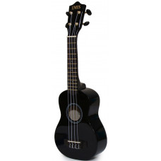 Black soprano ukulele (cosmetic imperfection) - PSECU-1000