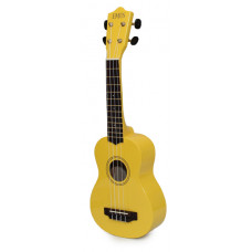 Yellow soprano ukulele (cosmetic imperfection) - PSECU-1500