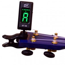 Clip On Tuner - ET-660