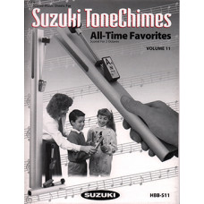 SUZUKI ToneChimes All-Time Favorites - HBB-S11