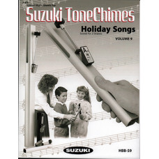 Suzuki ToneChimes Holiday Songs - HBB-S9