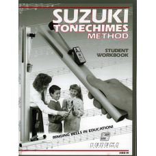 SUZUK ToneChimes Method - Student Workbook - HBB-W