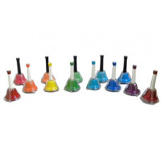 EMUS 13-note bell set with push buttons - JHB-13