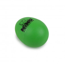 Nino single egg shaker, green - N540G