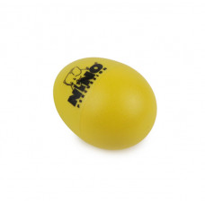 Nino single egg shaker, yellow - N540Y