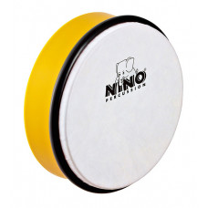 "Nino 6"" Hand Drum, Yellow - NINO4Y"