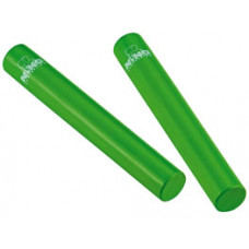 NINO Rattle Sticks, Green - NINO576GR