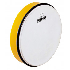 "NINO 10"" Hand Drum, yellow - NINO5Y"