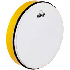 "NINO 12"" Hand Drum, yellow - NINO6Y"