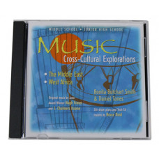Music Cross-Cultural Explorations CD-ROM: The Middle East and West Africa - Q102