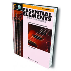 Essential elements for Ukulele by Marty Gross - Q116015