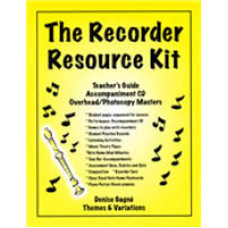 The Complete Recorder Resource Kit 1 with Powerpoints - Q116P
