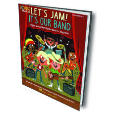 Lets Jam! Its Our Band: Teacher Edition - Q140874