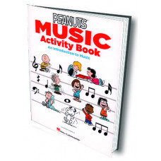 Peanuts Music Activity Book - Q152489