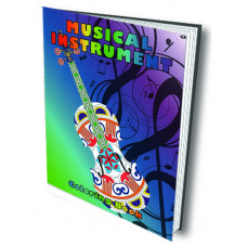 Musical Instrument Colouring Book - Q198757