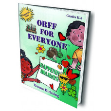 Orff for Everyone, Happenin' Holidays - Q2445
