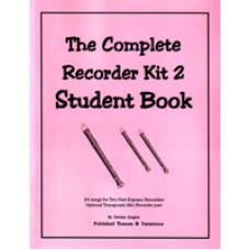 Complete Recorder Resource 2 Student Book with CD  - Q336