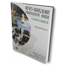 Afro-Brazilian Percussion Guide Book 3: Candomblé - Q37061