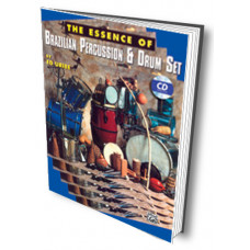 The Essence of Brazilian Percussion & Drum Set - Q3920CD