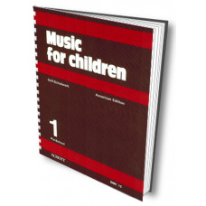 Music for Children - Orff-Schulwerk Vol. One - Q440