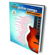 Easy Guitar Songs - Rock and Pop, Q44725