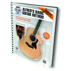 Alfreds Basic Guitar Method: Complete - Q44749