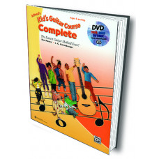 Alfreds Kids Guitar Course: Complete - Q45031