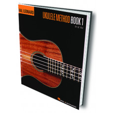 Hal Leonard Ukulele Method Book 1 by Lil' Rev - Q695847