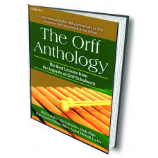 The Orff Anthology - Q751024H
