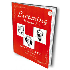 Listening Resource Kit with CD - Level 2 - Q771