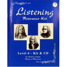 Listening Resource Kit with CD - Level 4 - Q773