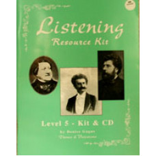 Listening Resource Kit with CD - Level 5 - Q774