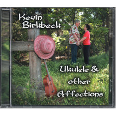 Ukulele and Other Affections - QUOACD