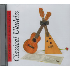 Langley Ukulele Ensemble: Classical Ukuleles CD - QLU8
