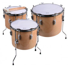 EMUS 3-piece timpani drum set 12