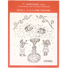 Windsongs Book 5 - Old Style cover, SCC-E5