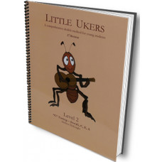 Little Ukers Level 2: C (GCEA) Tuning (revised edition) - Q115