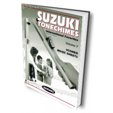 Suzuki Tonechime Arrangements Vol.7 - International Favorites - Q203