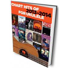 Chart Hits of 2013-2014 for Ukulele - Q5025